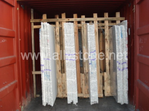 Slabs load in Container